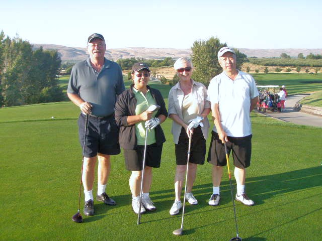 Golf Tour Sept. 2011